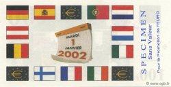 100 Euros FRANCE régionalisme et divers  1998  NEUF