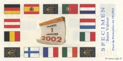 200 Euros FRANCE régionalisme et divers  1998  NEUF