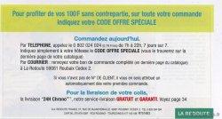 100 Francs FRANCE régionalisme et divers  1999  NEUF