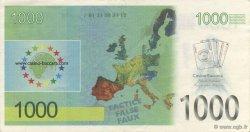 1000 Euros FRANCE régionalisme et divers  2000  TTB