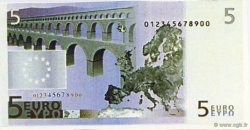 5 Euros FRANCE régionalisme et divers  2001  NEUF