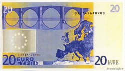 20 Euro FRANCE régionalisme et divers  2001  NEUF