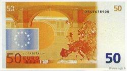 50 Euros FRANCE régionalisme et divers  2001  NEUF