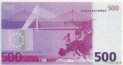 500 Euros FRANCE régionalisme et divers  2001  NEUF