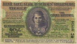 10 Shillings IRLANDE  1935  TTB