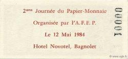 1 Cent AFEP FRANCE régionalisme et divers  1984  NEUF