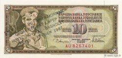 10 Dinara AFEP FRANCE régionalisme et divers  1987  NEUF