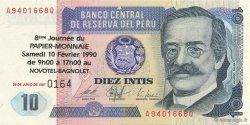 10 Intis AFEP FRANCE régionalisme et divers  1990  NEUF