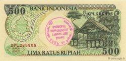 500 Rupiah AFEP FRANCE régionalisme et divers  1998  NEUF
