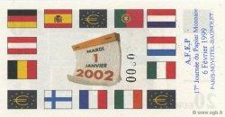 20 Euros AFEP FRANCE régionalisme et divers  1999  NEUF