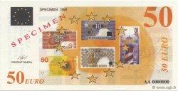 50 Euros AFEP FRANCE régionalisme et divers  1999  NEUF