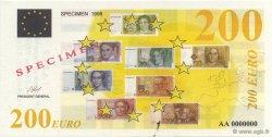 200 Euros AFEP FRANCE régionalisme et divers  1999  NEUF