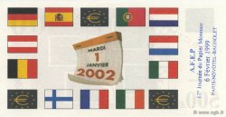 500 Euro AFEP FRANCE régionalisme et divers  1999  NEUF