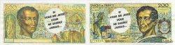 200 Francs FRANCE régionalisme et divers  1995  TTB