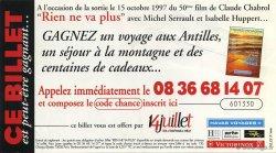 200 Francs FRANCE régionalisme et divers  1997  SPL