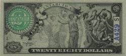 28 Dollars ANTARCTICA  1999  NEUF