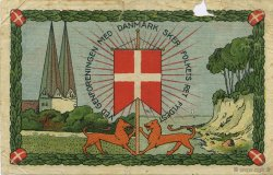 1 Mark  DANEMARK  1922  TTB