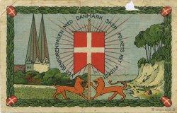 1 Mark DANEMARK  1922  TTB
