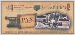 1 Sesterce EMPIRE ROMAIN  2007  NEUF