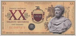20 Sesterces EMPIRE ROMAIN  2007  NEUF