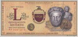 50 Sesterces EMPIRE ROMAIN  2007  NEUF