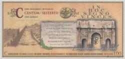 100 Sesterces EMPIRE ROMAIN  2007  NEUF