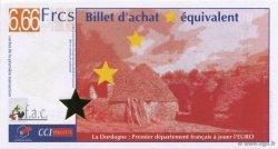 6,66 Francs FRANCE régionalisme et divers  1994  NEUF