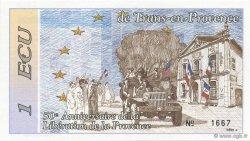 1 Euro FRANCE régionalisme et divers  1994  NEUF