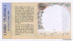 3 Euro FRANCE régionalisme et divers  1996  NEUF