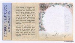 7 Euro FRANCE régionalisme et divers  1996  NEUF