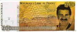 200 Frioul Heures FRANCE régionalisme et divers  1998  NEUF