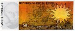 50 Livres FRANCE régionalisme et divers  1998  NEUF