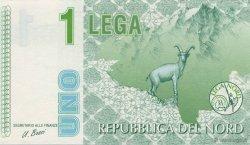 1 Lega ITALIE  1992  NEUF