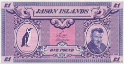 1 Pound ILES JASON  2007  NEUF