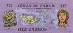 10 Zargos PORTUGAL  1980  NEUF