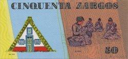 50 Zargos PORTUGAL  1980  NEUF