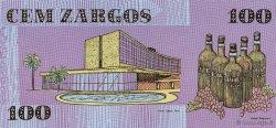 100 Zargos PORTUGAL  1980  NEUF