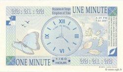 1 Minute ROYAUME DU TEMPS  2007  NEUF