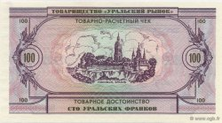 100 Francs-Oural RUSSIE  1991  NEUF