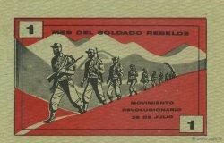 1 Peso CUBA  1953  pr.NEUF