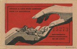 5 Pesos CUBA  1953  pr.NEUF
