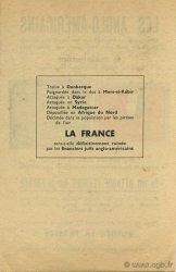 5 Francs FRANCE régionalisme et divers  1944  SUP