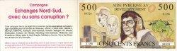 500 Francs FRANCE régionalisme et divers  1992  NEUF