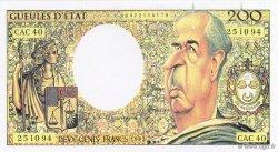 200 Francs FRANCE régionalisme et divers  1995  NEUF