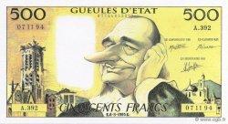 500 Francs FRANCE régionalisme et divers  1995  NEUF