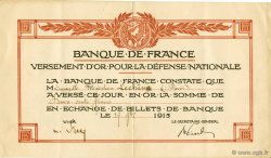 200 Francs FRANCE régionalisme et divers  1915  SUP