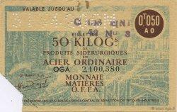 50 Kilos FRANCE régionalisme et divers  1940  TTB+