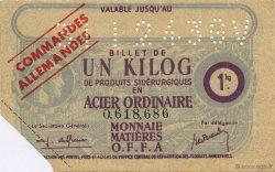 1 Kilo FRANCE régionalisme et divers  1940  TTB+