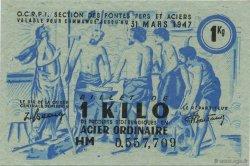1 Kilo FRANCE régionalisme et divers  1940  SPL