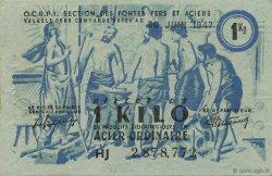 1 Kilo FRANCE régionalisme et divers  1940  SUP